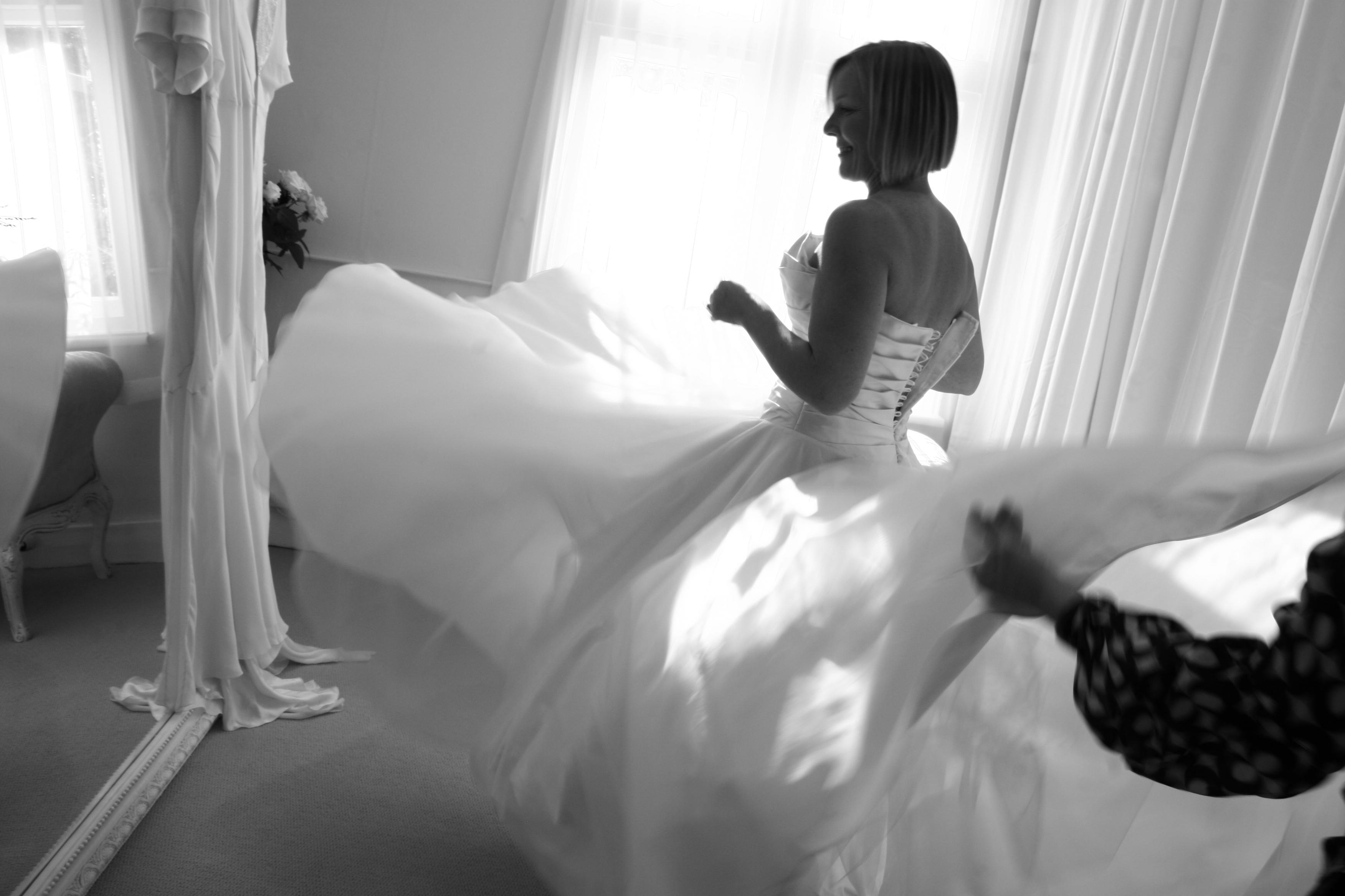 Dressing Brides Naples Florida